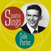 Sinatra Sings Cole Porter cover art