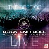 Tom Petty,  Jeff Lynne,  Steve Winwood, Dhani Harrison & Prince - While My Guitar Gently Weeps (Live) artwork