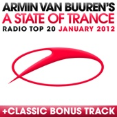 A State of Trance Radio Top 20 - January 2012 (Including Classic Bonus Track) cover art