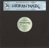 Urban Haze - EP cover art