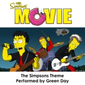 "The Simpsons Theme (From ""the Simpsons Movie"") - Single cover art"