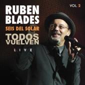 Rubén Blades - Patria ilustración