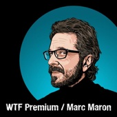 Cover to Marc Maron's WTF Premium - Robin Williams