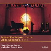 Hakan Rosengren: Clarinet, Anne Epperson: Piano - Sonata In e Flat Major, Op. 167: IV. Molto Allegro artwork