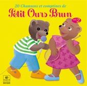 20 chansons et comptines de Petit Ours Brun, Vol. 2