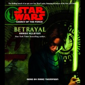 Aaron Allston - Star Wars: Legacy of the Force #1: Betrayal  artwork