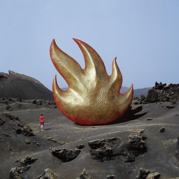 Audioslave Audioslave CD cover