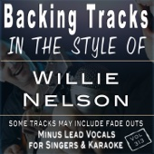 Backing Tracks in the style of Willie Nelson (Backing Tracks)