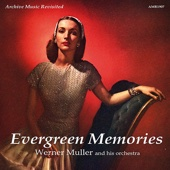 Werner Muller and His Orchestra - Memories of You artwork
