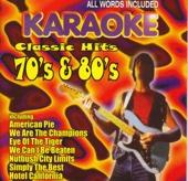 Karaoke: Classic Hits 70's & 80's