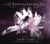 I Don't Care (feat. Adam Gontier of Three Days Grace) - Single cover art