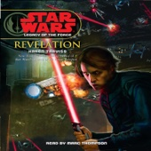 Karen Traviss - Star Wars: Legacy of the Force #8: Revelation  artwork