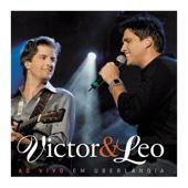 Victor & Leo - Victor & Leo (Ao Vivo Em Uberlândia)  arte
