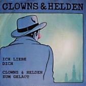 Clowns & Helden - Ich liebe dich Grafik