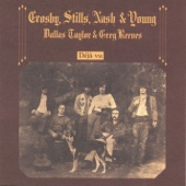 Crosby, Stills, Nash & Young - Déjà Vu artwork