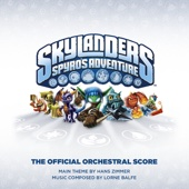 Skylanders: Spyro's Adventure (The Official Orchestral Score) cover art