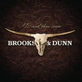 Brooks & Dunn - #1s...and Then Some  artwork