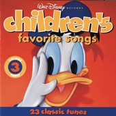 Children's Favorite Songs, Vol. 3