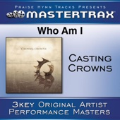 Who Am I (Performance Track Medium Without background Vocals)