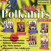 20 Super Polkahits Instrumental, Folge 4