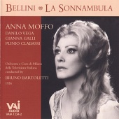 Bellini: la Sonnambula (Opera In Two Acts - Historic 1956 Recording)