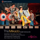 Gilbert & Sullivan - The Mikado (Recorded live at the Arts Centre, Melbourne 24/25 May 2011)