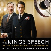 The King's Speech (Original Motion Picture Soundtrack) cover art