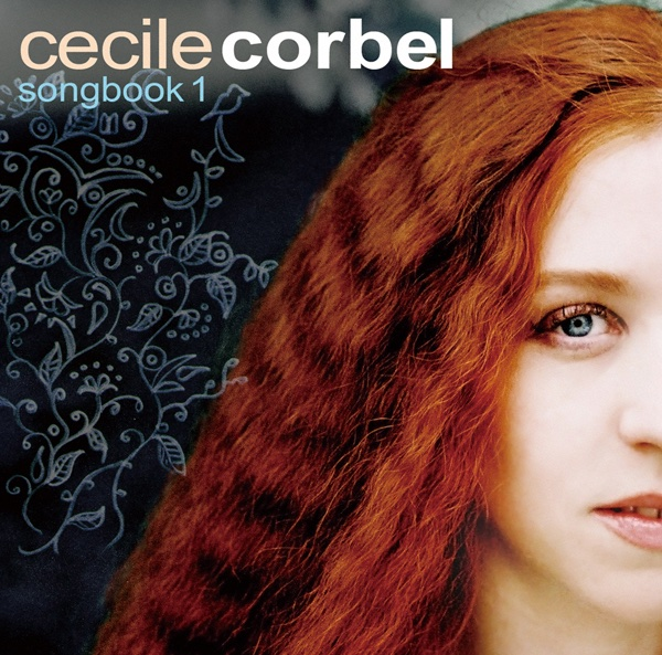 SongBook 1 Cecile Corbel CD cover