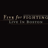 Five For Fighting - Live in Boston (Live Nation Studios) cover art