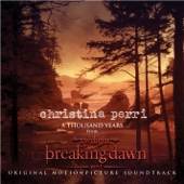 Christina Perri - A Thousand Years artwork