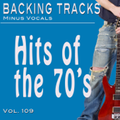 Hits of the 70's Vol 109 (Backing Tracks)