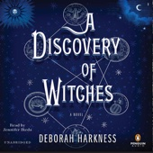 Deborah Harkness - A Discovery of Witches (Unabridged)  artwork