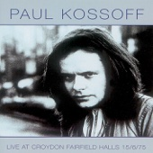 Live At Croydon Fairfield Halls 15/6/75 - Paul Kossoff