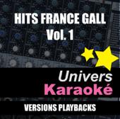 Hits France Gall, vol. 1 (Versions karaoké) - EP