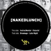 Futurist / Late Night - Single cover art