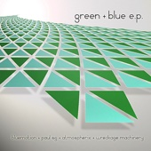 Green & Blue - EP cover art