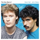 The Very Best of Daryl Hall & John Oates (Remastered) - Daryl Hall & John Oates Cover Art