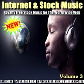 Internet & Stock Music, Royalty Free Music for the World Wide Web, Vol. 3