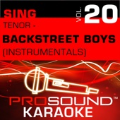 Everybody (Backstreet's Back) (Karaoke Instrumental Track) [In the Style of Backstreet Boys]