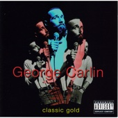 Cover to George Carlin's Classic Gold