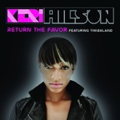 Keri Hilson - Return the Favor (feat. Timbaland) bild