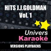 Hits Jean-Jacques Goldman, vol. 1 (Versions karaoké)