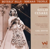 Giula Cesare - Beverly Sills - Highlights (Live Performance, 1968)