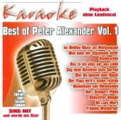 Best Of Peter Alexander Vol.1 - Karaoke