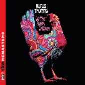 Rufus Thomas - Boogie Ain't Nuttin' (But Gettin' Down), Pt. 1 kunstwerk
