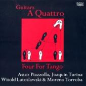 Four for Tango - Guitars A Quattro