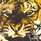 Survivor - Eye of the Tiger  artwork