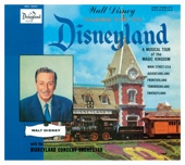 Walt Disney Takes You to Disneyland - Various Artists Cover Art