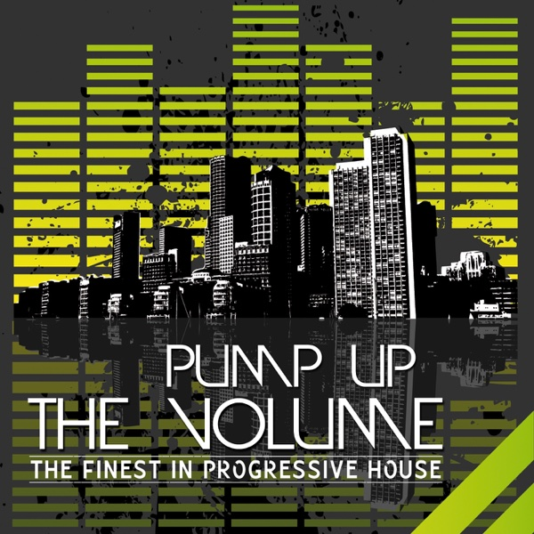 Pump Up the Volume The Finest in Progressive House Audioslave CD cover