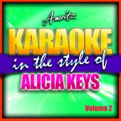 No-One (In the Style of Alicia Keys) [Instrumental Version]